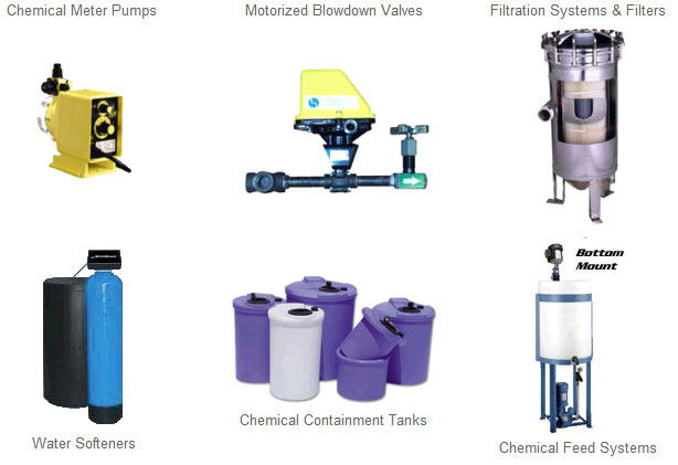 Water Treatment Auxiliary Equipment